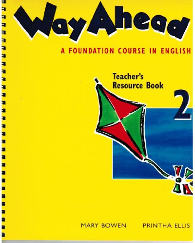 9780333727515: Way ahead: Teacher's Resource Book 2: A Foundation Course in English