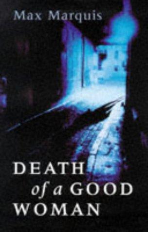 9780333728116: Death Of A Good Woman (Macmillan Crime)
