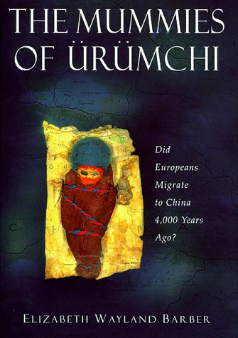 9780333730249: Mummies of Urumchi