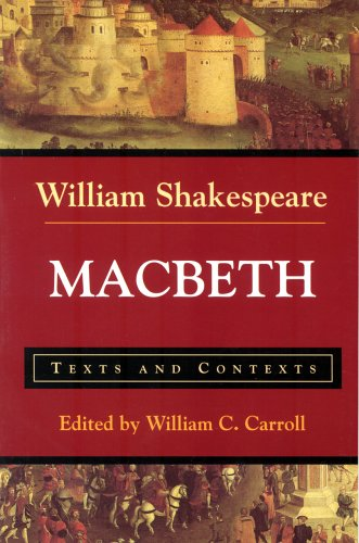 9780333730768: Macbeth (The Bedford Shakespeare Series)
