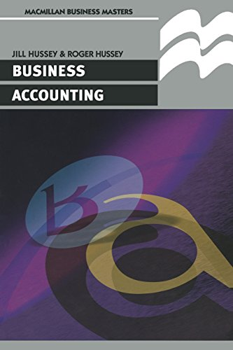 9780333730812: Business Accounting (Business Matters)