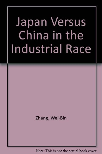 Japan Versus China in the Industrial Race: Zhang, Wei-Bin;Andersson, Ake E.