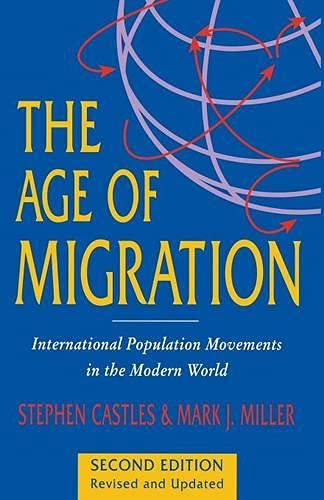 9780333732458: The Age of Migration: International Population Movements in the Modern World