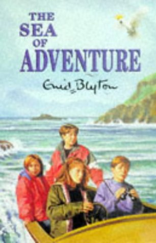 9780333732717: The Sea of Adventure (Original Adventure Series)