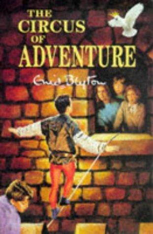 9780333732748: The Circus of Adventure (Original Adventure Series)