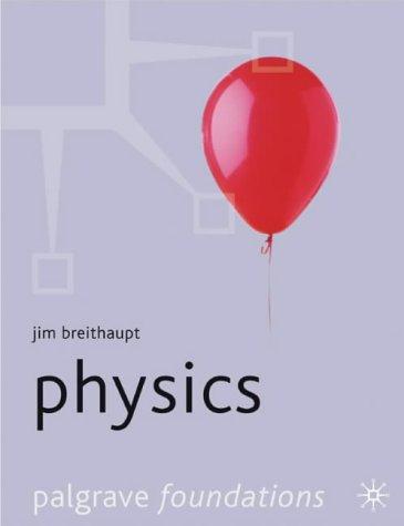 9780333733028: Physics (Palgrave Foundations)