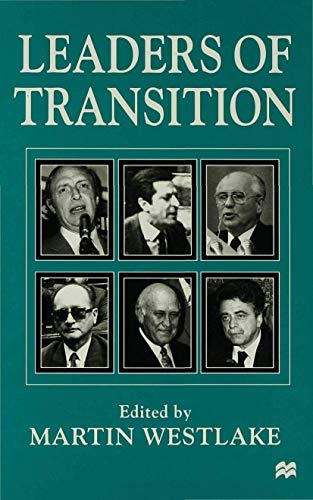 Leaders of Transition Westlake, Martin