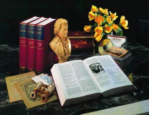 9780333734322: The New Grove Dictionary of Opera (4 Volume Set)
