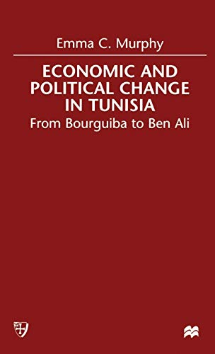 9780333735008: Economic and political change in Tunisia: From Bourguiba to Ben Ali