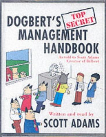 9780333735213: Dogbert's Top Secret Management Handbook