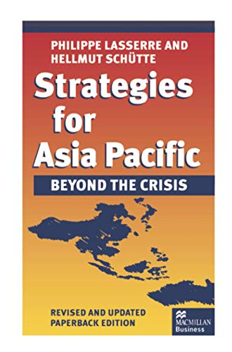 9780333735824: Strategies for Asia Pacific: Beyond the Crisis