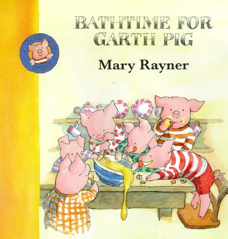 9780333736302: Bathtime for Garth Pig (A Garth Pig story)