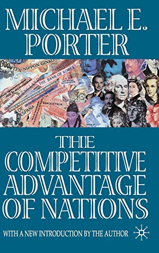 9780333736425: The Competitive Advantage of Nations (Macmillan business)