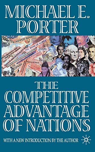 9780333736425: Competitive Advantage of Nations