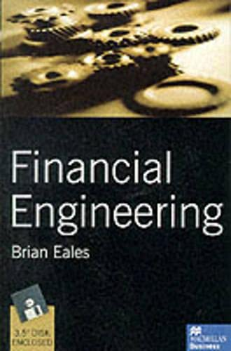 9780333737859: Financial Engineering