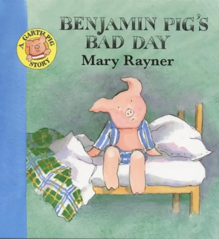 9780333739532: Benjamin Pig's Bad Day (A Garth Pig Story)