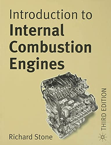 9780333740132: Introduction to Internal Combustion Engines