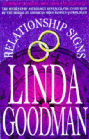 9780333740309: Linda Goodman s RELATIONSHIP SIGNS