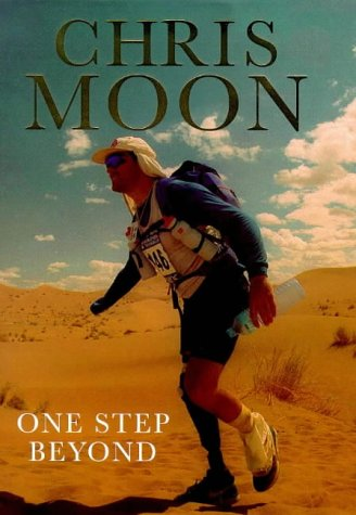 ONE STEP BEYOND (SIGNED COPY): MOON, Chris