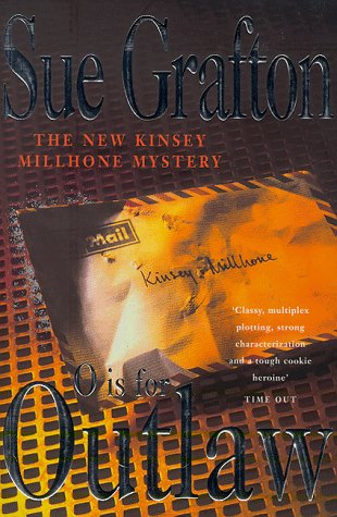 O is for Outlaw: Sue Grafton