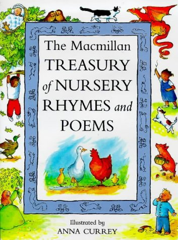 9780333741658: The Macmillan Treasury of Nursery Rhymes and Poems