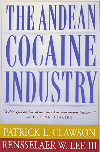 9780333741849: The Andean Cocaine Industry