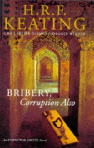 9780333745687: Bribery, corruption also: an Inspector Ghote mystery