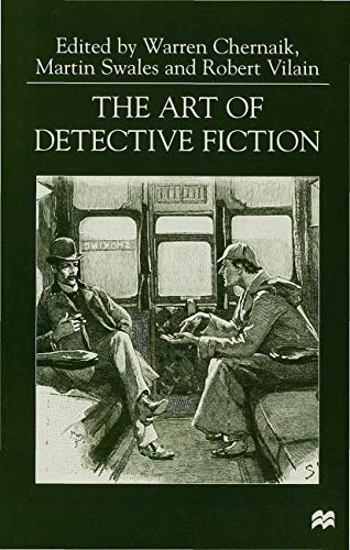 9780333746011: The Art of Detective Fiction