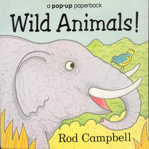 9780333746158: Wild Animals!: A Pop-up Book