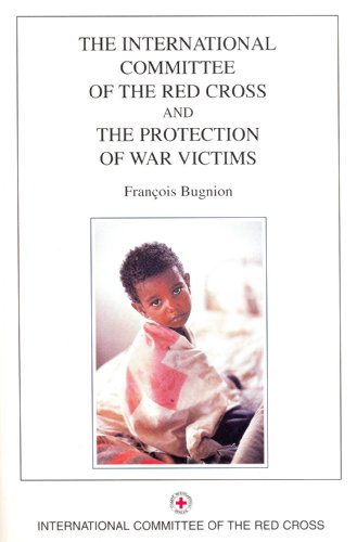 Inter Red Cross: War Victims: Bugnion F