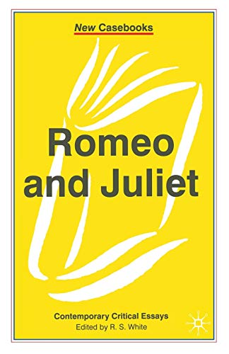 9780333747810: Romeo and Juliet (New Casebooks)