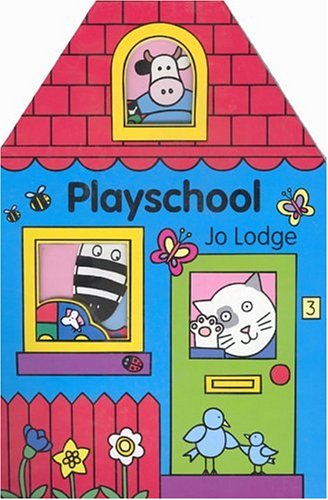 Playschool Carousel (0333748832) by Jo Lodge