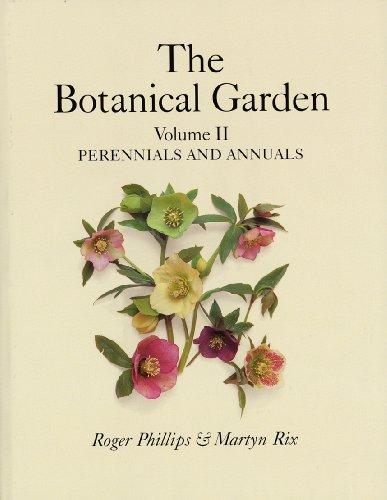 9780333748909: Botanical Garden 2 Vol Slipcase: Botanical Garden Volume II: Perennials and Annuals