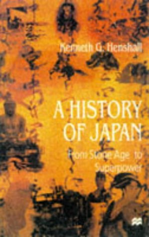 9780333749401: History Of Japan - From Stone Age To Superpower