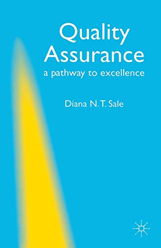 9780333749920: Quality Assurance - A Pathway to Excellence