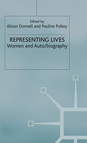 9780333750766: Representing Lives: Women and Auto/Biography