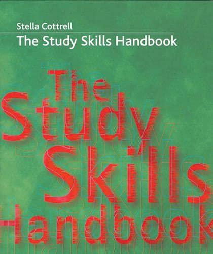 9780333751893: The Study Skills Handbook (Macmillan Study Guides)