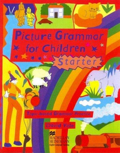 9780333752562: Picture Grammar For Children. Starter: Student's Book