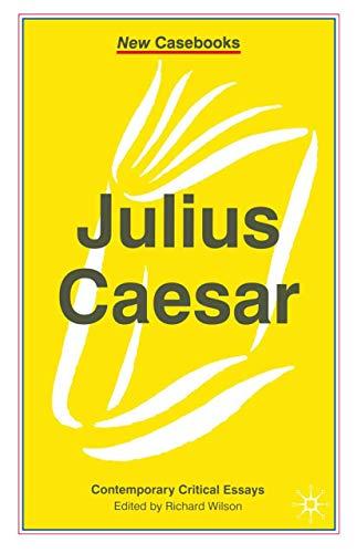 9780333754665: Julius Caesar