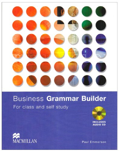 9780333754924: Business grammar builder pack. Per gli Ist. tecnici e professionali
