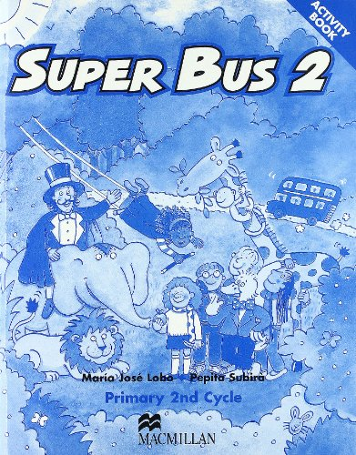 9780333755617: Super Bus 2 Activity Lobo/Subira