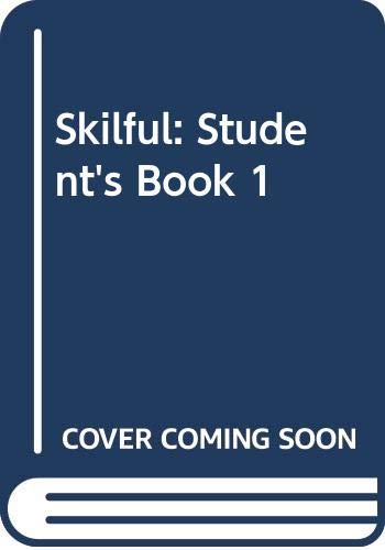 Skilful: Student's Book 1: Callow, Margaret &