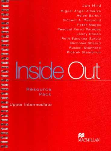 9780333757659: Inside Out Upper Intermediate: Resource Pack