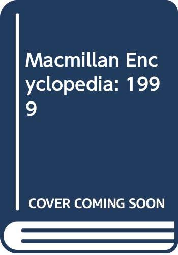 9780333759813: Macmillan Encyclopedia: 1999