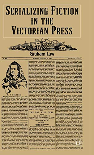 9780333760192: Serializing Fiction in the Victorian Press