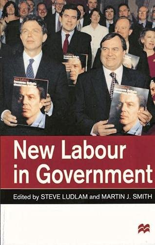 9780333761007: New Labour in Government