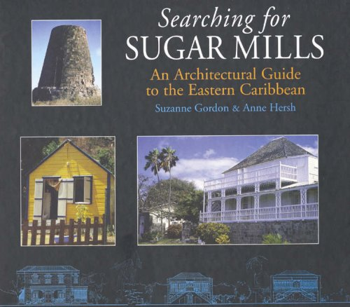 9780333761519: Searching for Sugar Mills: An Architectural Guide to the Eastern Caribbean