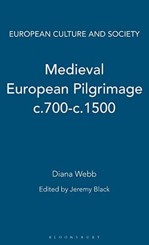9780333762592: Medieval European Pilgrimage, C.700 - C.1500