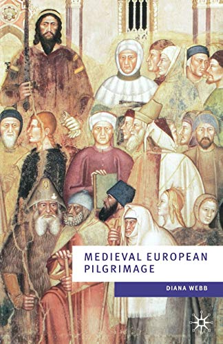 9780333762608: Medieval European Pilgrimage, C.700-C.1500