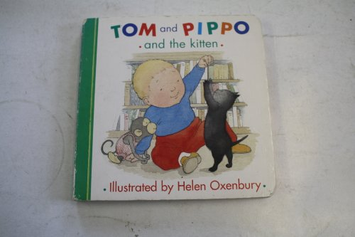 9780333762677: Tom and Pippo and the Kitten (Tom & Pippo)